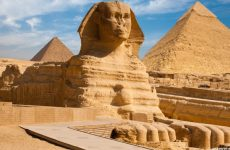 Slider 1 (Pyramids and Sphinx)