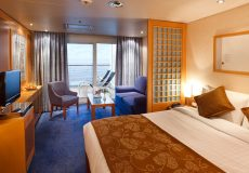 Sonesta Nile cruise room